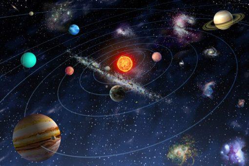 Tapeta kosmos