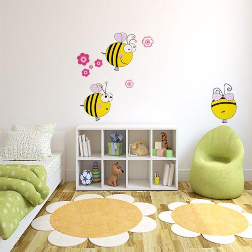 do pokoju dziecka pszczółki