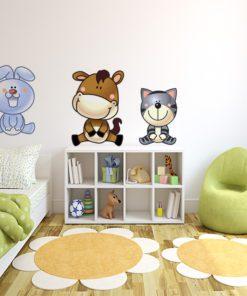Dekoracje dla dzieci zwierzątka