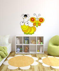 Naklejki na ściany dla dzieci