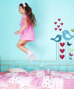 Dekoracje dla dzieci z tęczą