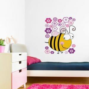 Naklejka pszczółka