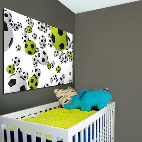 Obraz do dekoracji ścian w pokoju chłopca