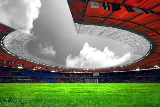 Tapeta stadion