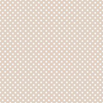 Fototapeta białe groszki