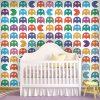 Dekoracja do pokoju dziecka pac-mac