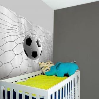 Dekoracja dla chłopca piłka nożna