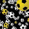 Dekoracja w obecnie modnej kolorystyce z piłkami