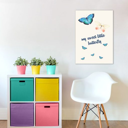 Obraz sweet butterfly