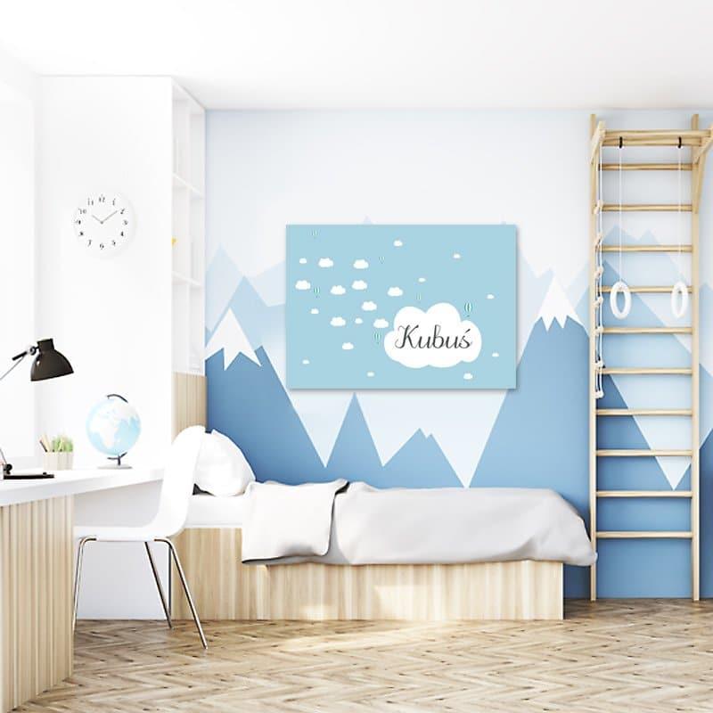 9a3d96b3 Ozdoby na ścianę do pokoju dziecięcego - piękne elementy dekoracyjne ...