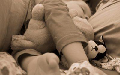 A Twoje dziecko o której chodzi spać?