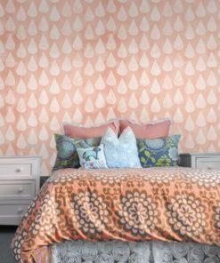 Dekoracja w postaci fototapeta do pokoju dziecka