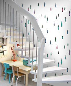 Śliczna ozdoba pokoi dziecięcych