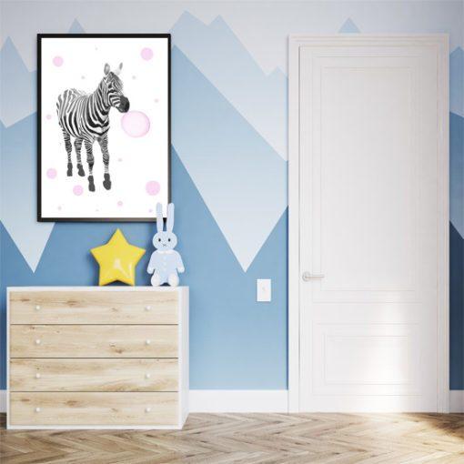 Świetna dekoracja do pokoju dzieci