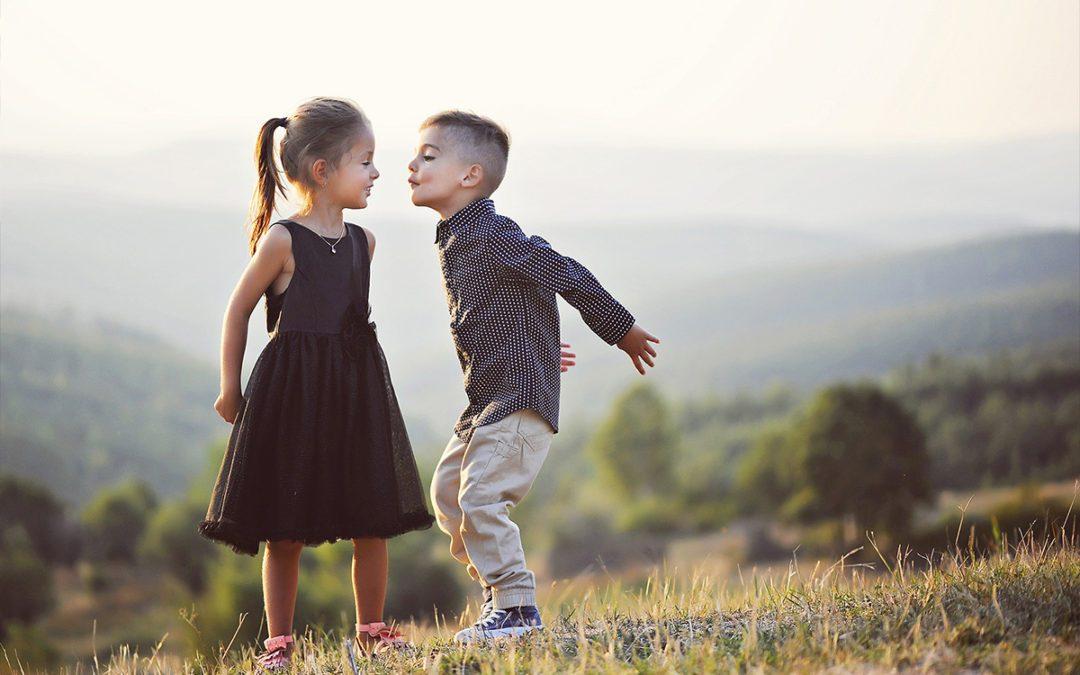 Asertywność pasuje również do dzieci