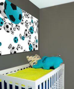 dekoracja do pokoju chłopca