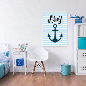 plakat marynarski