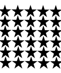 naklejki ścienne gwiazdeczki