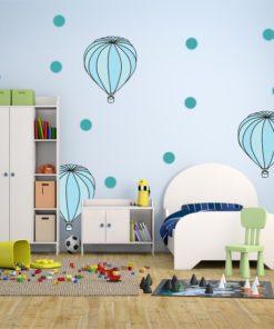 naklejki na scianę do pokoju dziecka