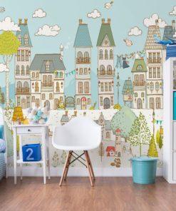 bajkowe miasto dla dziecka