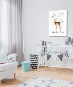 pokój dziewczynki z plakatem