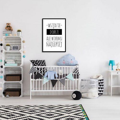 dekoracja pokoju dziecięcego