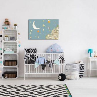 obrazy do dziecięcego pokoju