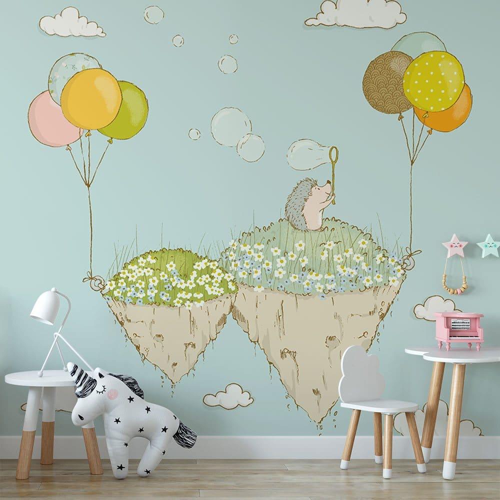 Fototapety dla dzieci balony