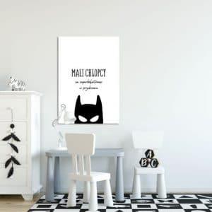 Plakaty dla chłopca