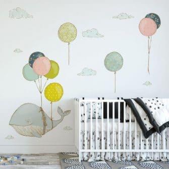 dekoracje dla niemowlaka