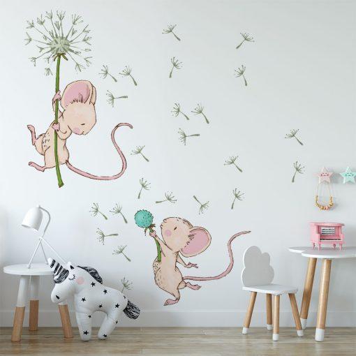 Naklejka na ścianę do pokoju dziecka