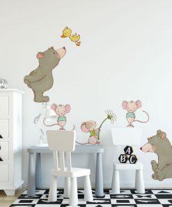 Naklejka do pokoju dziecka