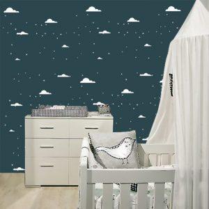 Fototapety nad łóżeczko dziecka