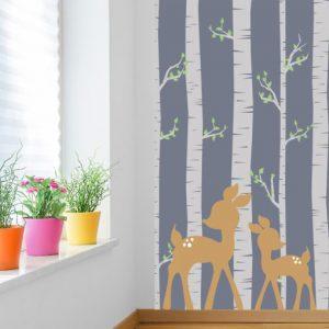 Fototapety dla dzieci drzewa, kwiaty, rośliny