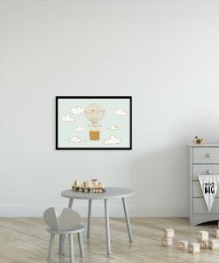 myszki jako motyw plakatu