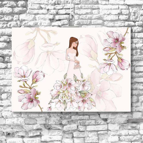 Plakat księżniczka