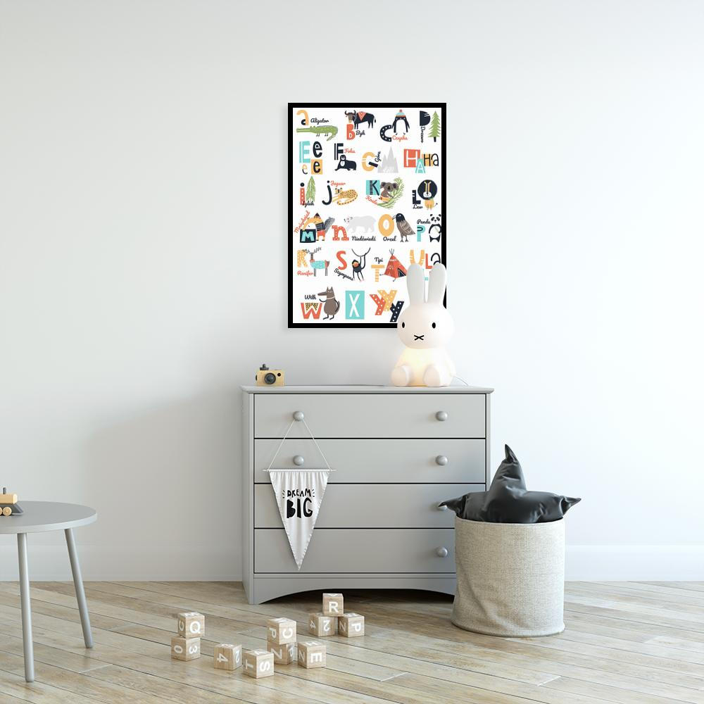 plakaty dla dzieci do pokoju