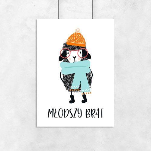 plakat dla rodzeństwa