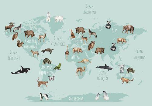 fototapeta ze zwierzętami