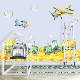 tapeta latające samoloty