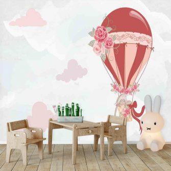 Fototapeta dziecięca - Piękny balon
