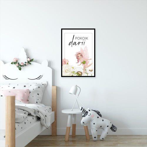 Plakat imienny dla Darii