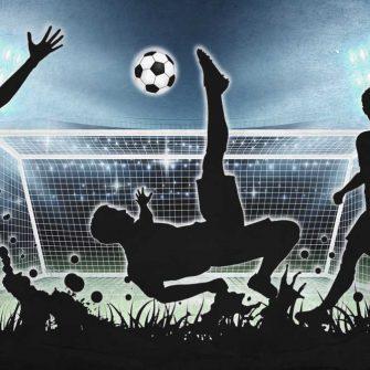 Foto-tapeta dla piłkarza