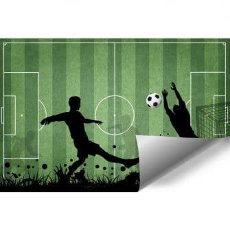 Fototapeta dla chłopca - Football