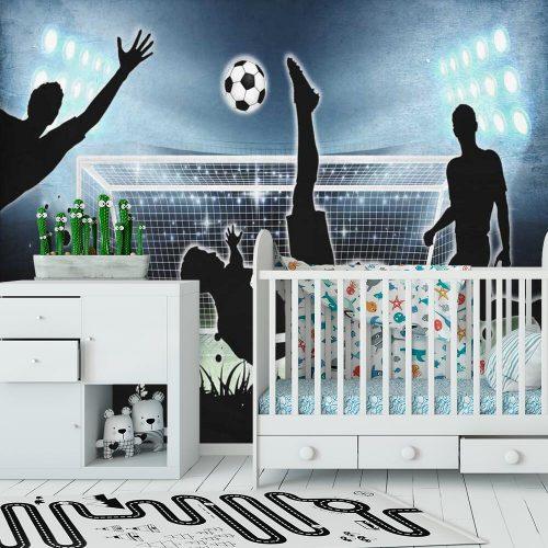 Fototapeta dla piłkarza do dziecięcego pokoju