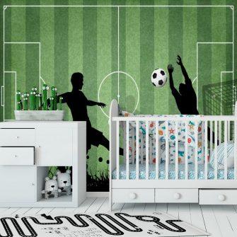 Fototapeta dla przedszkolaka - Football
