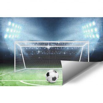 Fototapeta dziecięca - Piłka nożna dla chłopca