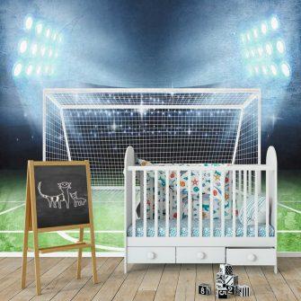 Fototapeta dziecięca - Piłka nożna dla miłośnika footballu