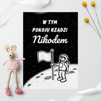 W tym pokoju rządzi Nikodem - plakat