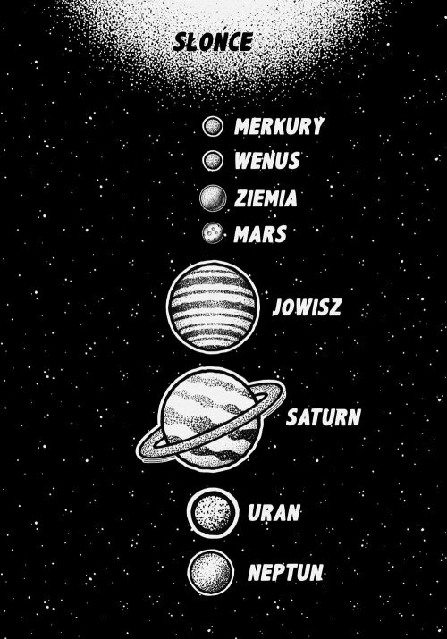 Plakat z Uranem